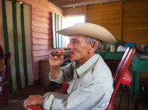 Un paysan / vendeur de tabac