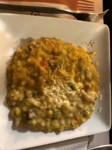Risotto de quinoa aux légumes