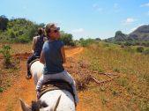Elise sur son cheval !