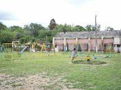 Dans le village de Feneta, vallée de los Ingenios