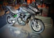 Kawasaki Versys 650 sideview 2