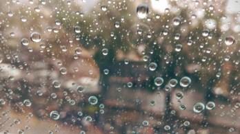 Rain Blurred Vision 1