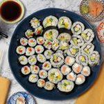 To Make Sushi Rolls At Home Sushi Platter