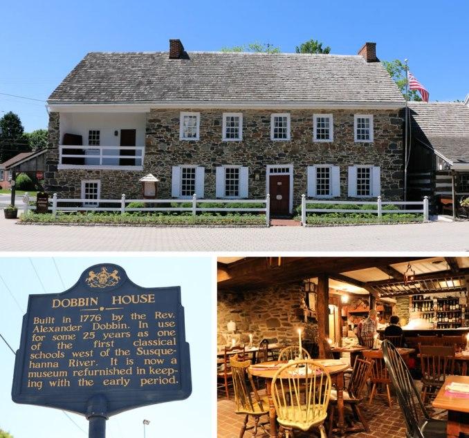Road Trip: Eating At Dobbins House Tavern In Historic Gettysburg, PA