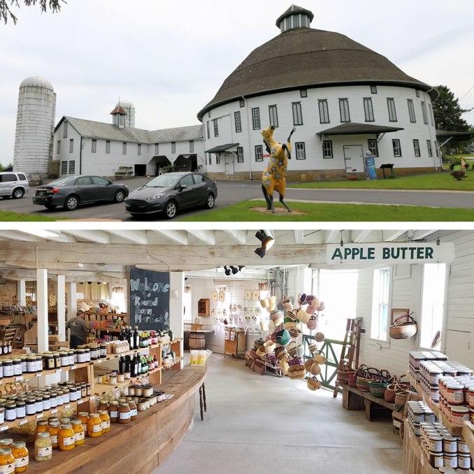 The Historic Round Barn & Farm Market