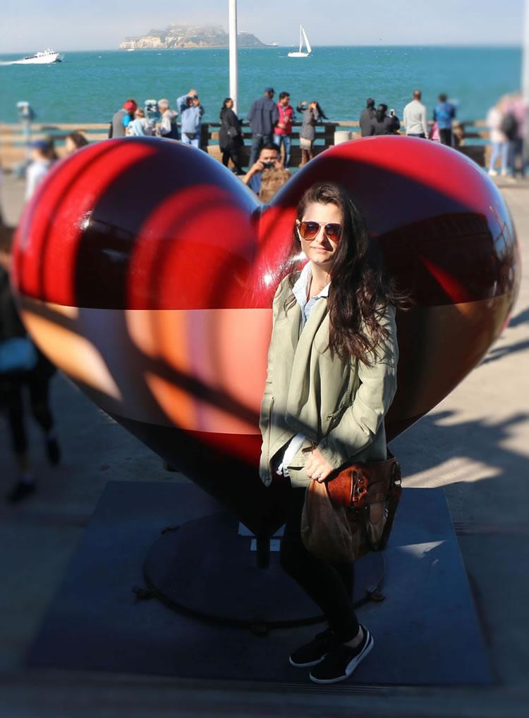 Heather In San Francisco
