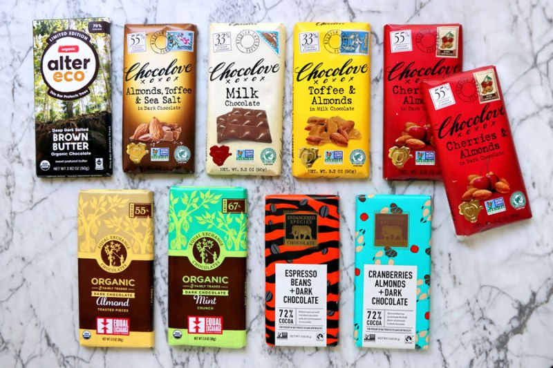 Fair Trade Chocolate from iHerb.com | Better Living