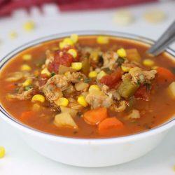 Corn and Clam Chowder