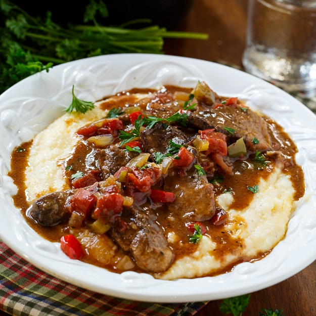 Grillades and Grits