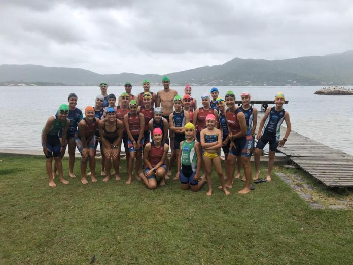 Intercâmbio no triathlon: Paraná e Santa Catarina