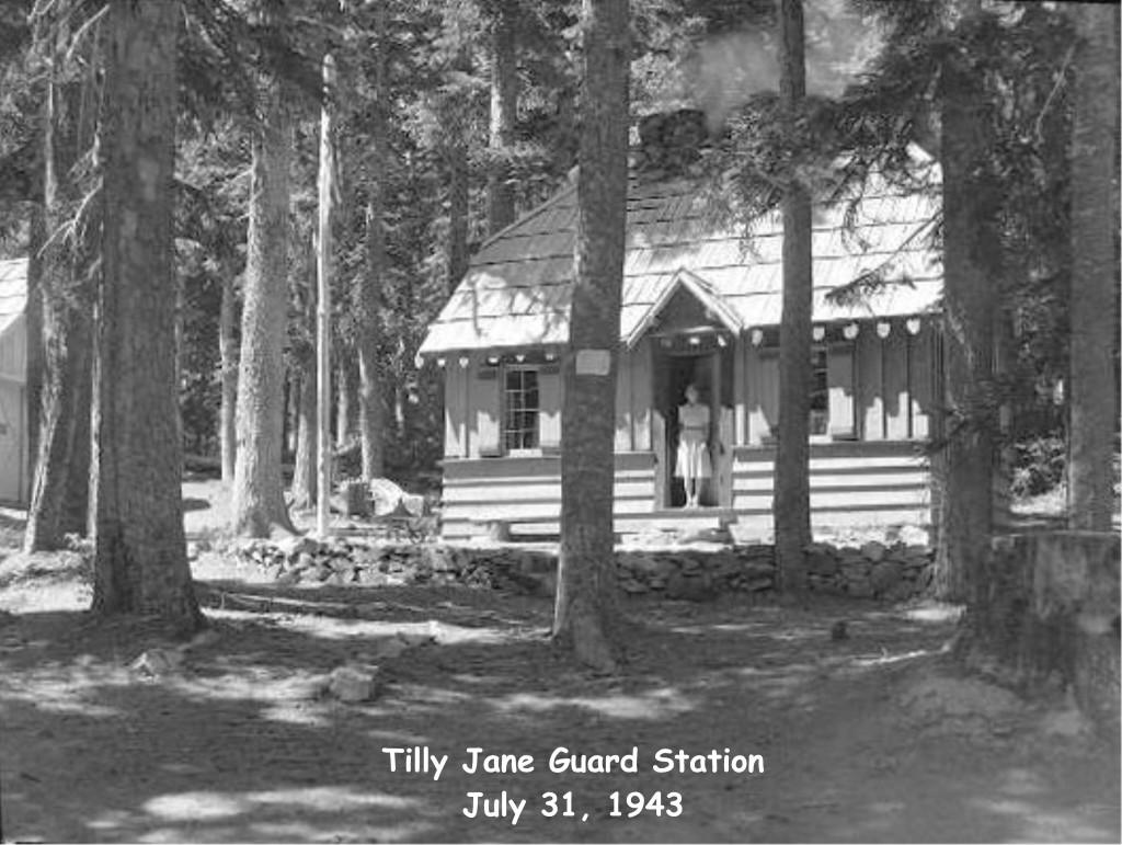 Tilly Jane Historic District - +Oregon Nordic Club+