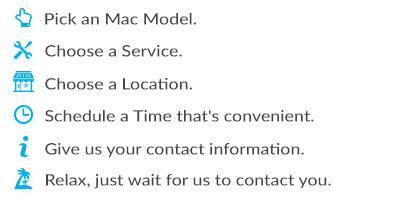 Mac Schedule Service