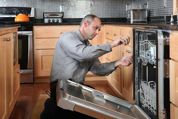 Dishwasher Installation | Plumbing Services