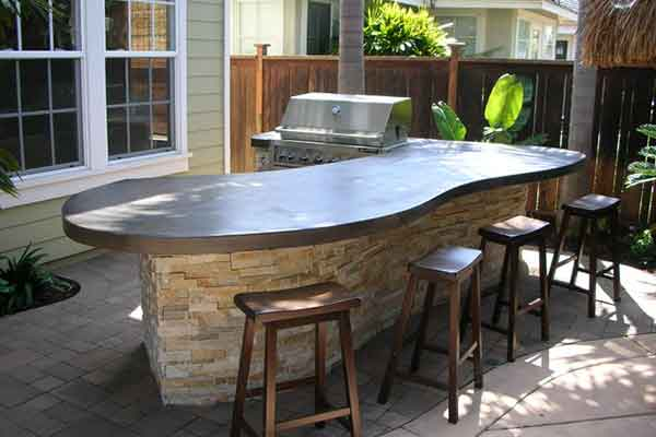 Outdoor Kitchen | Landscaping & Hardscaping Services