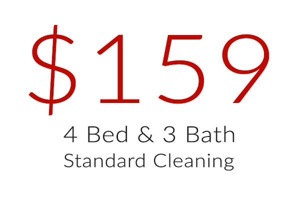 $159 Cleaning