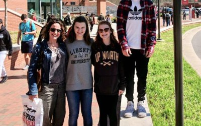 Surprising Sophomore Lessons on the Power of College Campus Visits