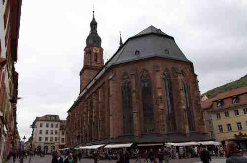 Heidelberg 성신교회