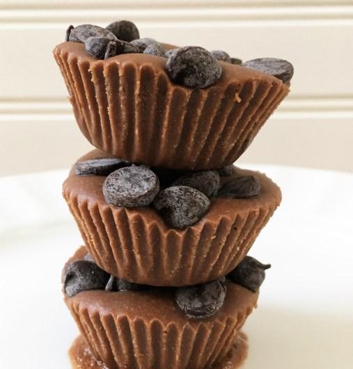 Chocolate Tahini Cups