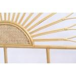 Sunrise Super King Rattan Headboard Rattan Furniture Edit Onceit