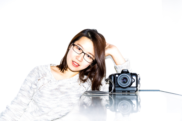 """""""Photography supports me to become a better human being. I get to see the world from a more subtle and aesthetic perspective with my camera in hand. Being able to capture the beauty of life is just incredibly amazing."""" - Cindy Hu #CELEBRATEWOMEN"""