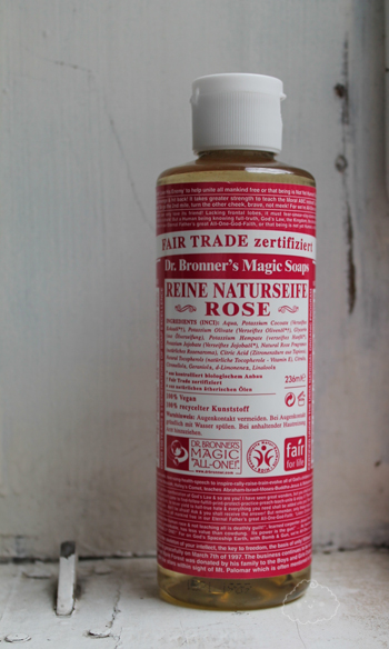 Im TEST | DR. BRONNER'S MAGIC SOAPS Rose