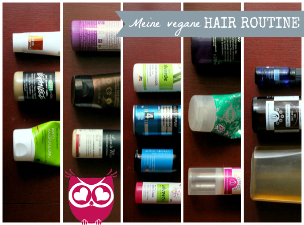 Meine vegane HAIR ROUTINE
