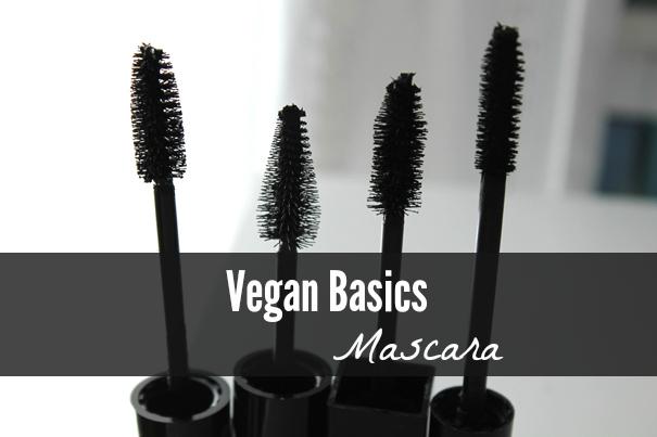 VEGAN BASICS | Mascara