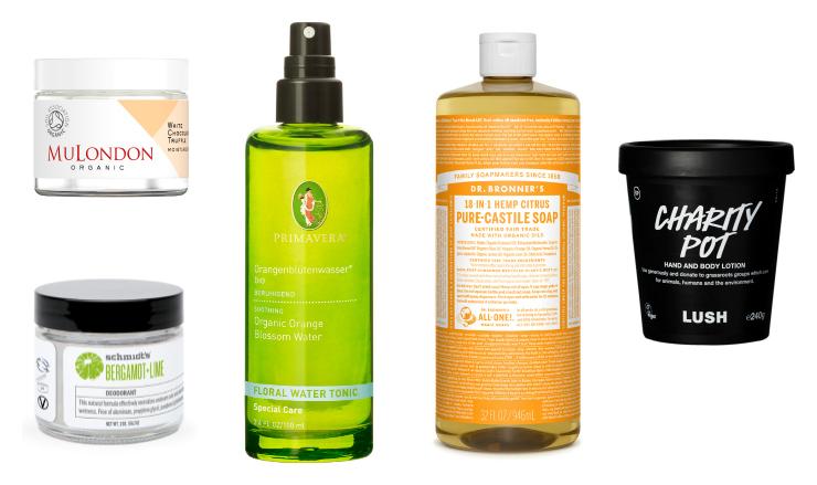 FAB 5 | 5 Körperpflegeprodukte die ich immer wieder kaufe