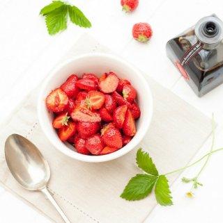 Balsamic Strawberries