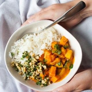 Sweet Potato Curry Any Way You Want It