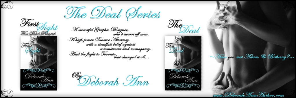 Teaser banner for The Deal Series