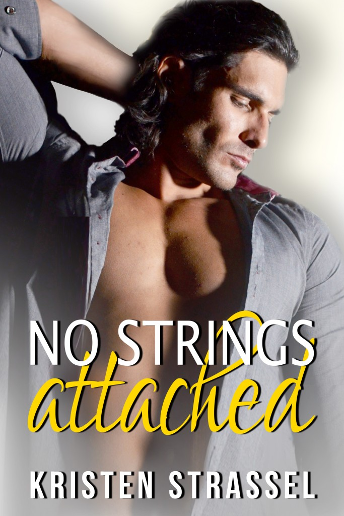No Strings Attached Kristen Strassel Cover