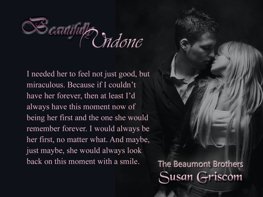 Undone Teaser for release day