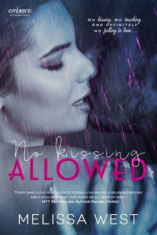 New Release/Review: No Kissing Allowed by Melissa West