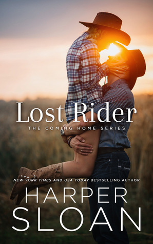 New Release/Review: Lost Rider by Harper Sloan
