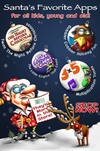 Best Holiday Apps For Kids
