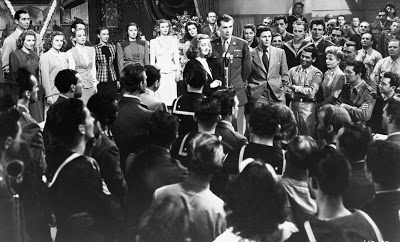 Joan in Hollywood Canteen