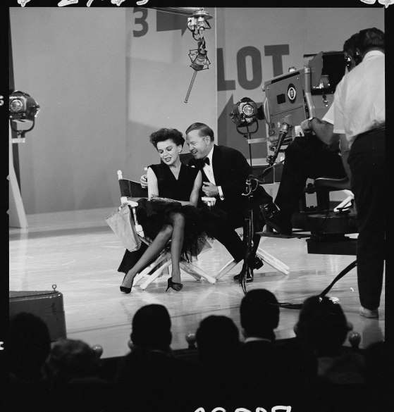 Garland & Rooney On 'The Judy Garland Show'