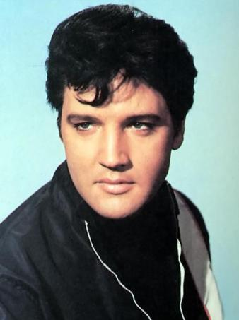 "Elvis as ""regular guy"" Tom"