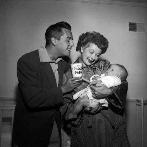 44 million viewers tuned in to watch Lucy give birth to little Ricky, accounting for 72% of all U.S. homes with TVs at the time.