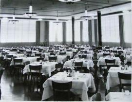 MGM Commissary 1940s