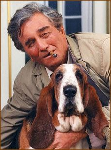 Columbo and Dog