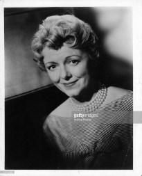 publicity portrait for the film 'Bernardine', 1957.