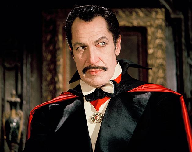 "Vincent Price on F-TROOP: ""V is for Vampire"""
