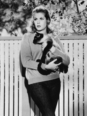 Elizabeth Montgomery as Samantha in