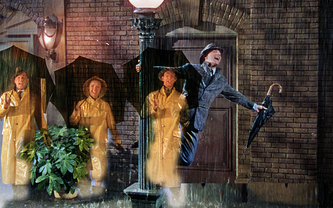 65-Year-Old SINGIN' IN THE RAIN Hasn't Lost a Step