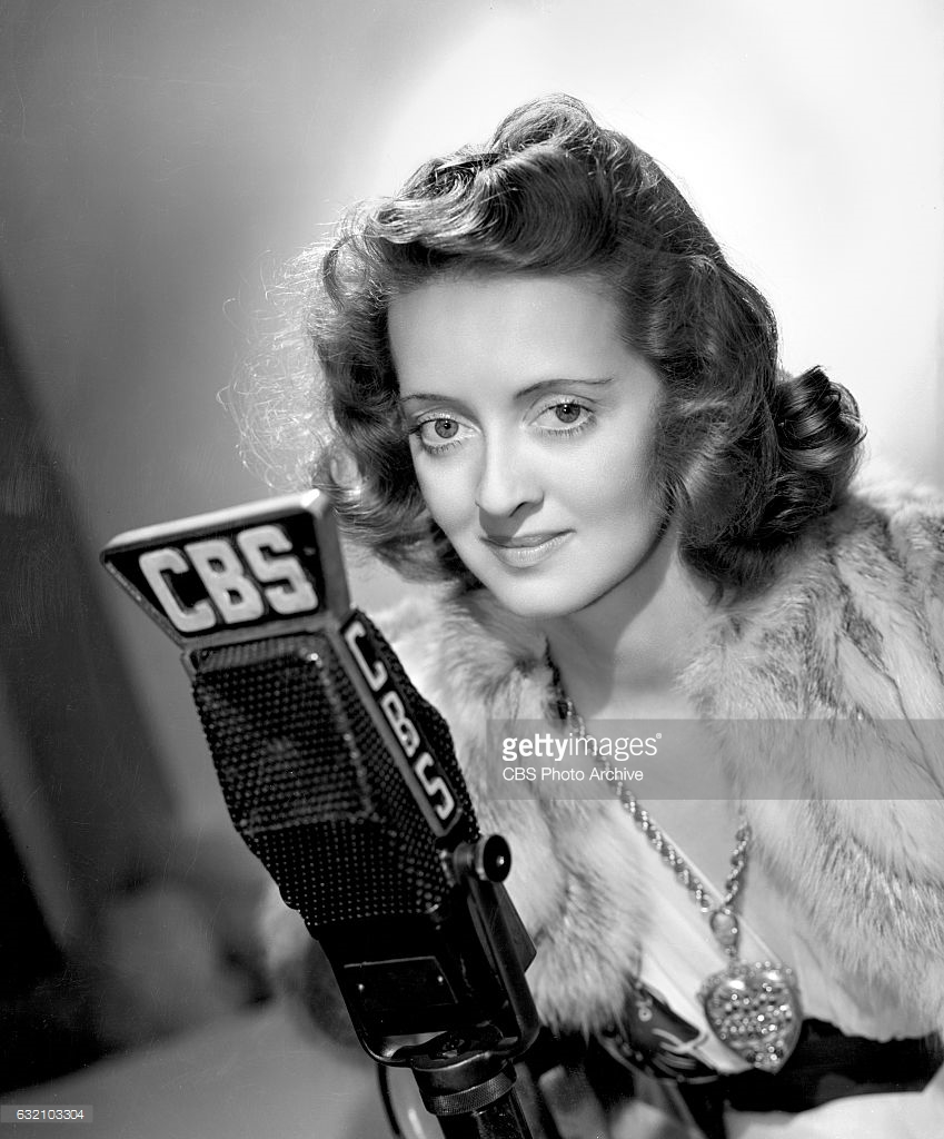 Emoter-In-Chief – Bette Davis On the Radio