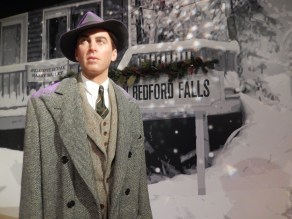 George Bailey in Bedford Falls
