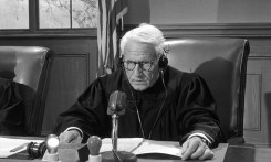 Chief Judge Dan Haywood in Judgment at Nuremberg