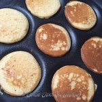 Whole wheat and oat Pancakes -- super tasty, healthy, light, soft and fluffy